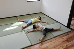 加賀小松表置き畳 MRO取材