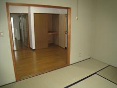 寺井町 maroハイツ 内装リフォーム工事