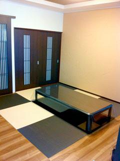 加賀市中代町 カラー畳