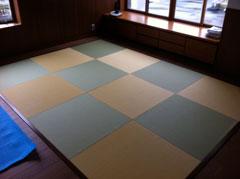 小松市大野町S様邸 和紙畳