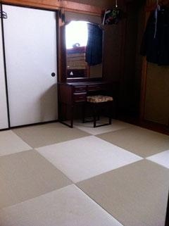 金沢市中村町 N様邸 畳入れ替え工事