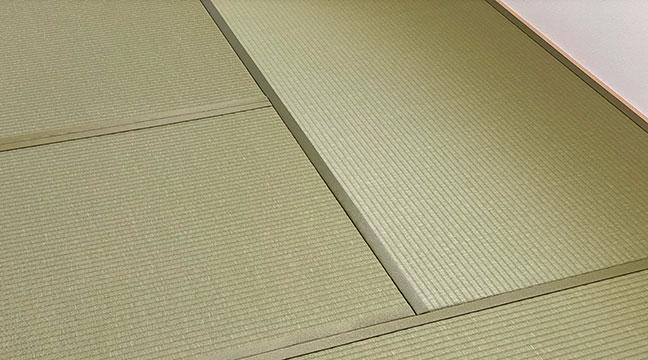 安全性や健康に配慮した畳