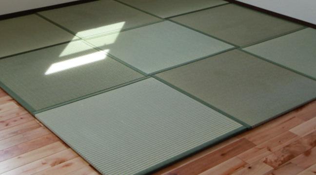 小松畳の置き畳