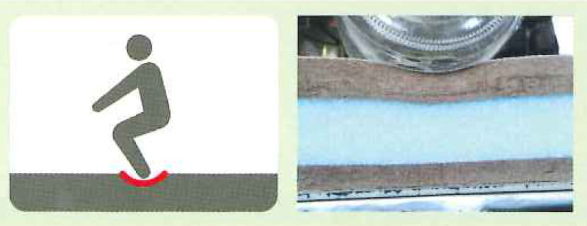 一般の建材畳床